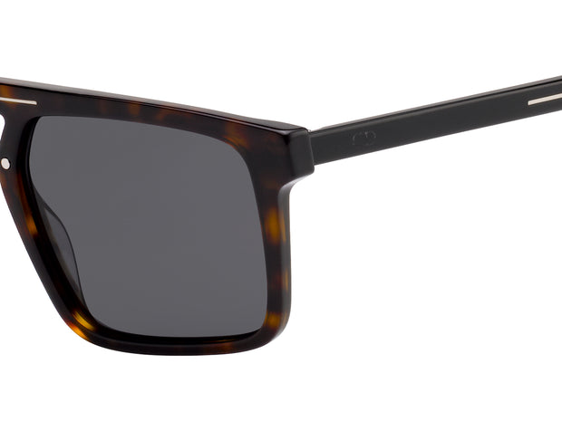 Dior Homme BLACK TIE 262S Rectangle Sunglasses
