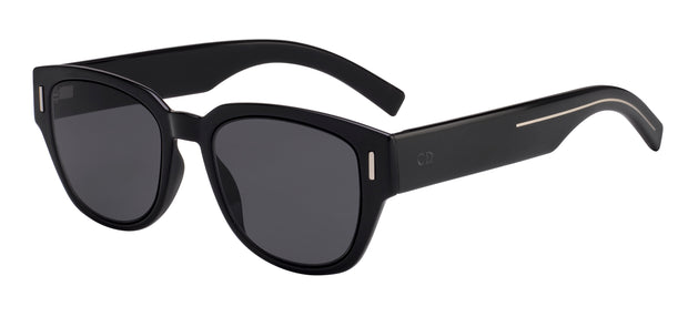 DiorFRACTION3 Rectangle Sunglasses