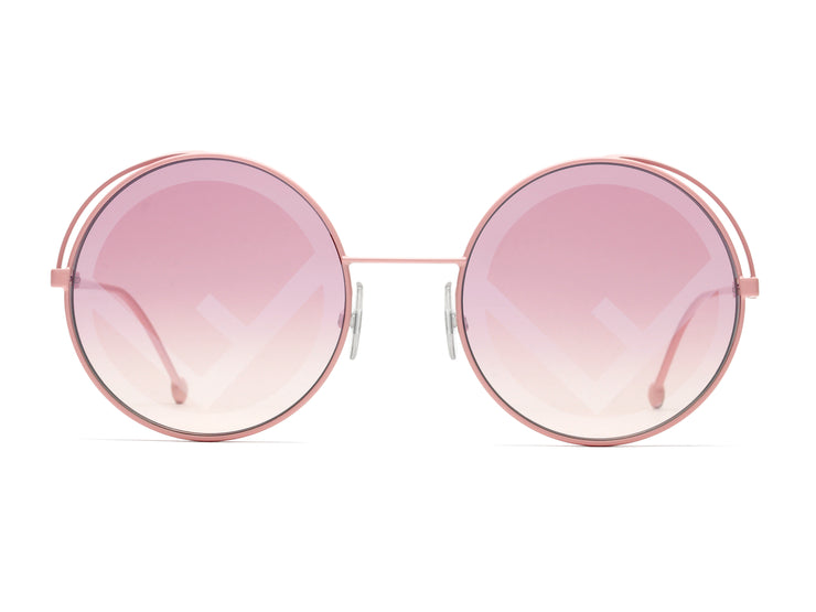 Fendi FF 0343/S Round Sunglasses