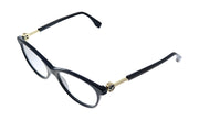 Fendi FF 0347 807 52 Oval Eyeglasses