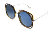 Christian Dior Direction DM2 A9 Oval Sunglasses