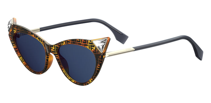 Fendi FF 0356/S Cateye Sunglasses