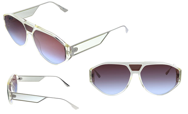 Christian Dior CD DiorClan1 40G Aviator Sunglasses