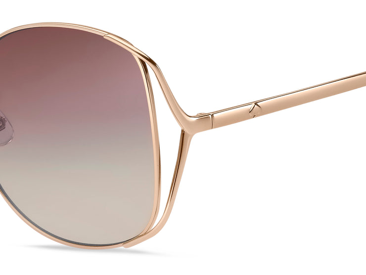 Kate Spade EMYLEE/G/S Rectangle Sunglasses