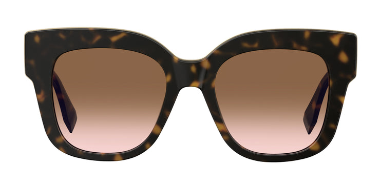 Fendi FF 0359/G/S Rectangle Sunglasses