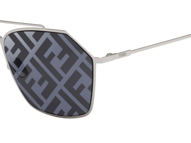 Fendi FF M0022/S Rectangle Sunglasses