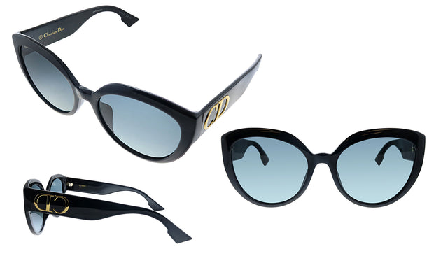 Christian Dior DDiorF Cateye Sunglasses