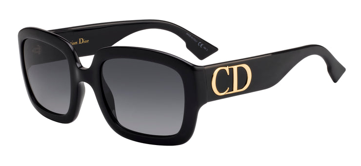 DDior Rectangle Sunglasses
