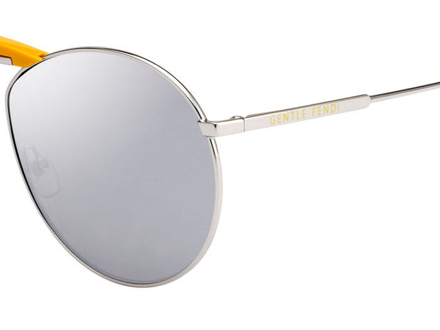 Fendi FF 0368/S Women's Oval Sunglasses