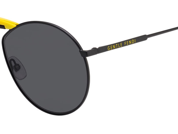 Fendi FF 0368/S Women's Round Sunglasses