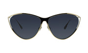 Christian Dior DiorNEWMOTARD Cat Eye Sunglasses