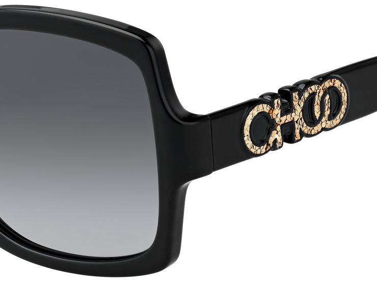 Jimmy Choo SAMMI/G/S Rectangle Sunglasses