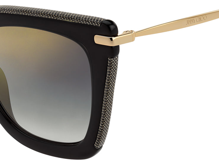 Jimmy Choo CIARA/G/S Square Sunglasses