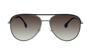 Carrera CA Car a209 Havana Metal Pilot Sunglasses Brown Gradient Lens