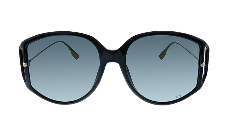 Christian Dior Direction2 807 54 Geometric Sunglasses