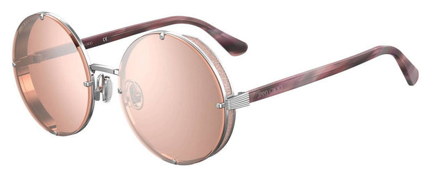 Jimmy Choo Lilo/S 2S 0YB7 Oval Modified Sunglasses