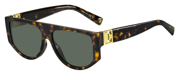 Givenchy GV 7156S QT 0086 Rectangular Sunglasses