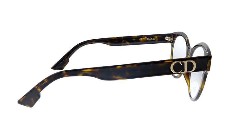 Christian Dior CD DiorCD4 086 Cat Eye Eyeglasses