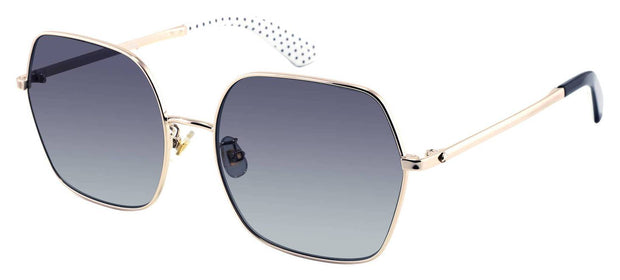 Kate Spade Eloy/F/S WJ 0807 Square Sunglasses