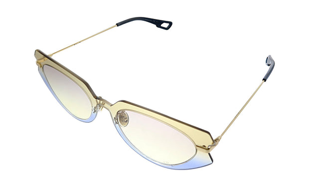 Christian Dior CD DiorAttitude2 3LG VC Oval Sunglasses