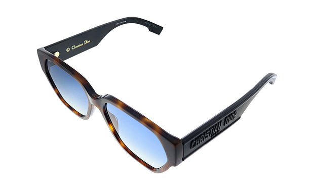 CD DiorID1 086 84 Square Sunglasses