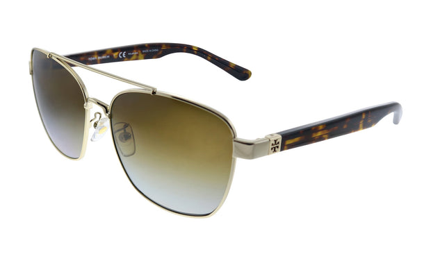 Tory Burch TY 6069 3272T5 Pilot Sunglasses