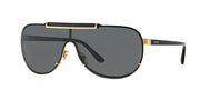 Versace VE2140 Shield Sunglasses