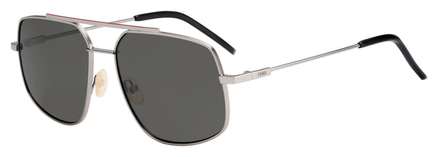 Fendi Men 0007/S Navigator Sunglasses