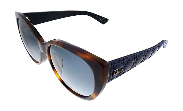 Christian Dior CD Diorlady1RF GRS Cat Eye Sunglasses