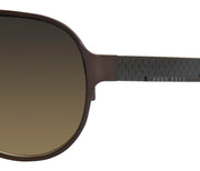 Hugo Boss 0669S Men's Aviator Sunglasses