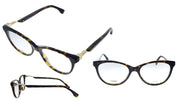 Fendi FF 0201 086 52 Cat-Eye Eyeglasses