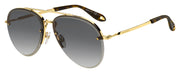Givenchy 7075/S Men's Aviator Sunglasses