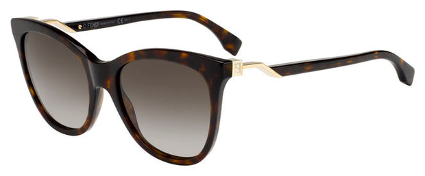 Fendi 0200/S Cat-Eye Sunglasses