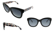 Fendi FF 204/S 5MB HD Cat Eye Sunglasses