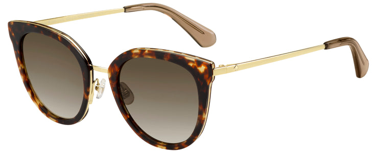 Kate Spade Jazzlyn Cat-Eye Sunglasses
