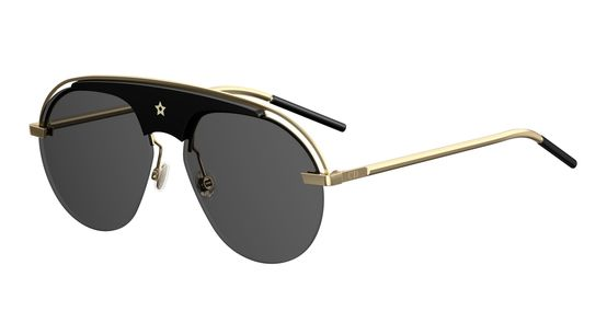 Christian Dior Evolution Aviator Sunglasses