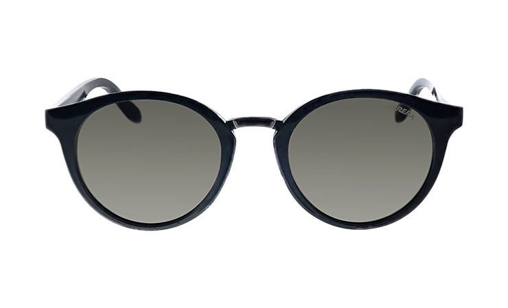Carrera CA Car a503 Black Plastic Round Sunglasses Grey Lens