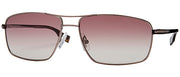 Men's Polarized Hugo Boss 0580 Navigator Sunglasses