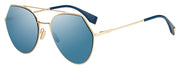 Fendi FF 0194/S Women's Sunglasses