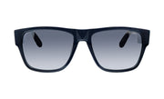 Carrera CA Car a500 Black Plastic Square Sunglasses Grey Lens