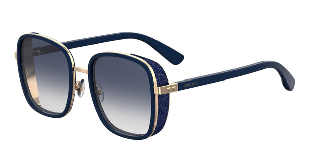 Jimmy Choo Elva/S Square Sunglasses