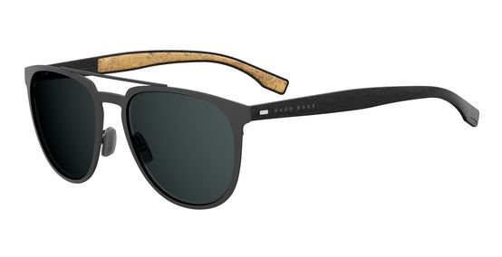 Hugo Boss 0882S Men's Aviator Sunglasses