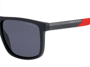 Boss 0879 Men's Rectangle Sunglasses