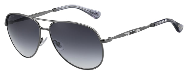Jimmy Choo Jewly/S Aviator Sunglasses
