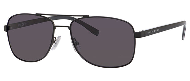 Hugo Boss 0762/S Polarized men's Navigator Sunglasses