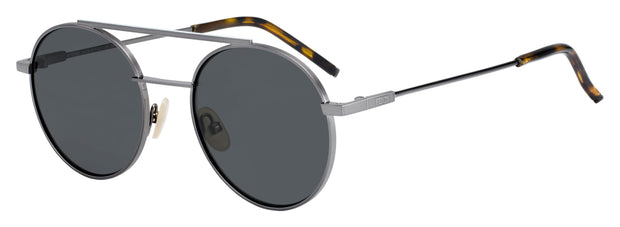 Fendi Men 0221/S Round Sunglasses