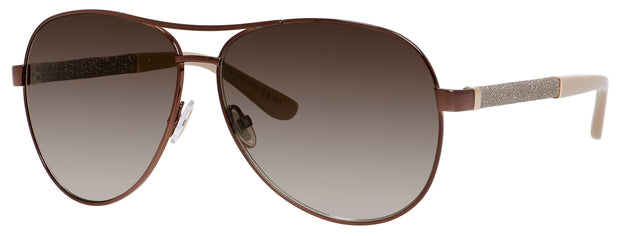 Jimmy Choo Lexie Aviator Sunglasses