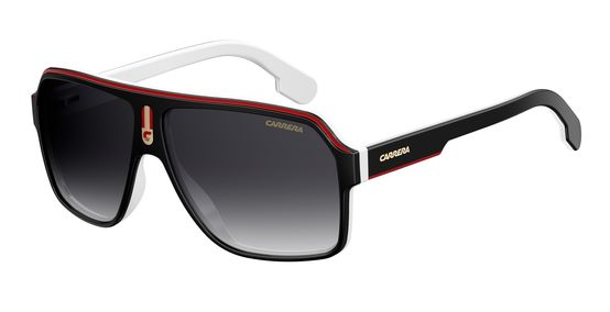 Carrera 1001 Polarized Rectangle Sunglasses
