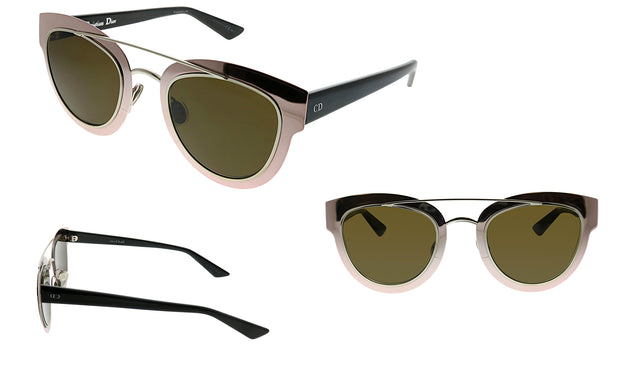Christian Dior CD Chromic RKU-EC Cat Eye Sunglasses