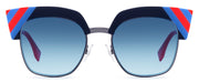 Fendi 0241 Rectangle Sunglasses